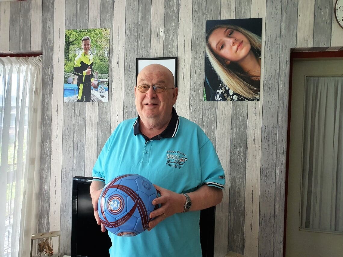 Vrijwilliger Frans Kroon zwaait na 50 jaar af bij OVC'85